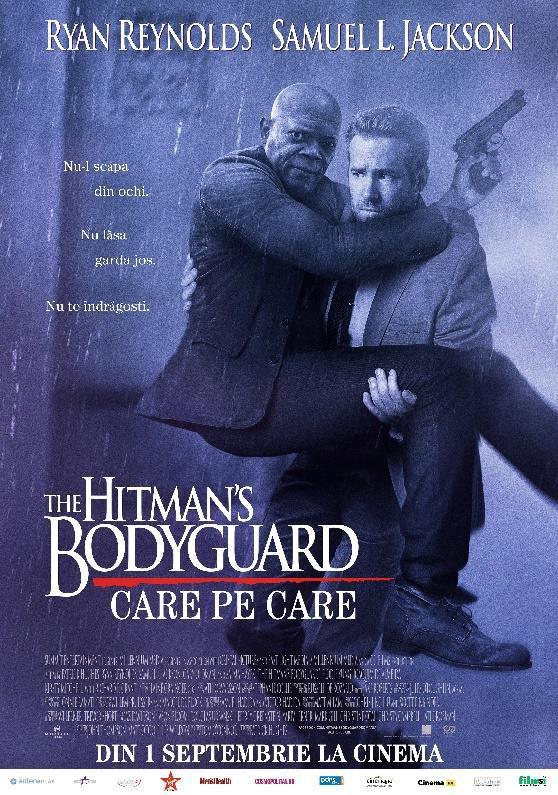The Hitman's Bodyguard: Care pe care