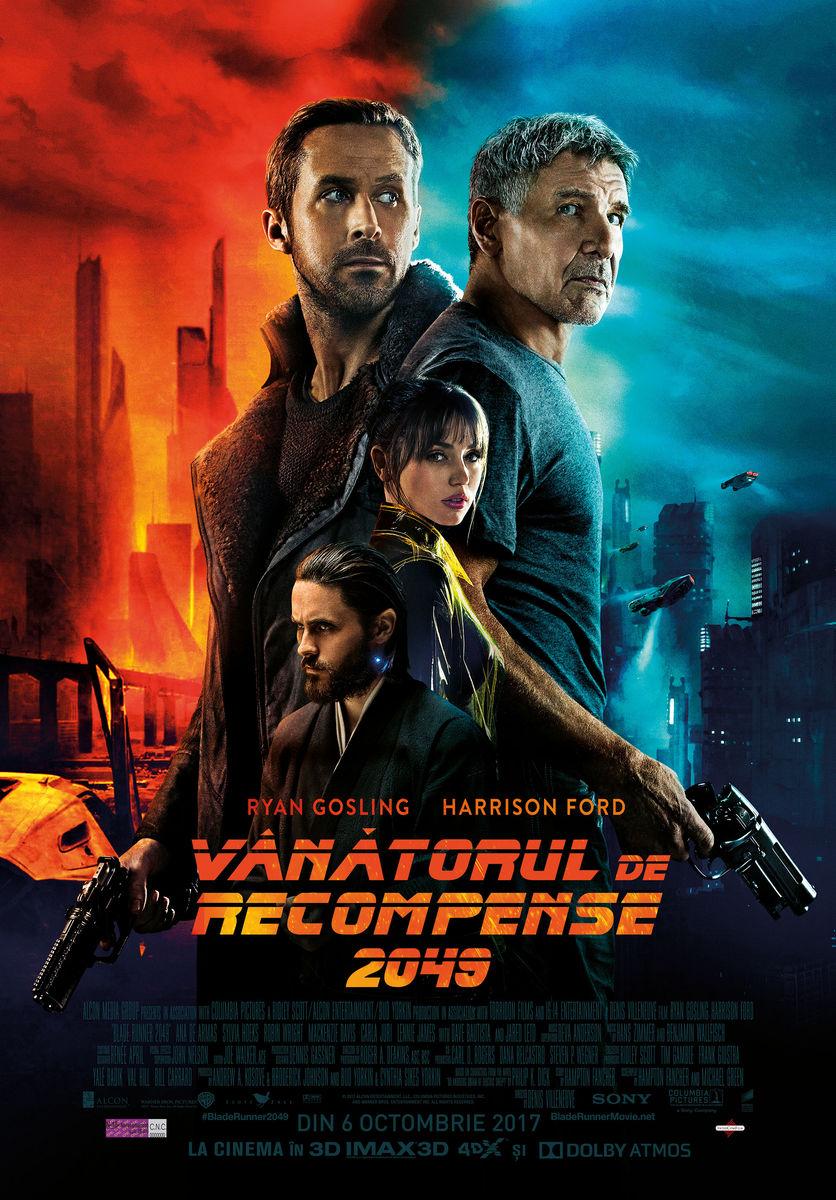 Vânătorul de recompense 2049 – 3D / Blade Runner 2049 – 3D (Premieră)