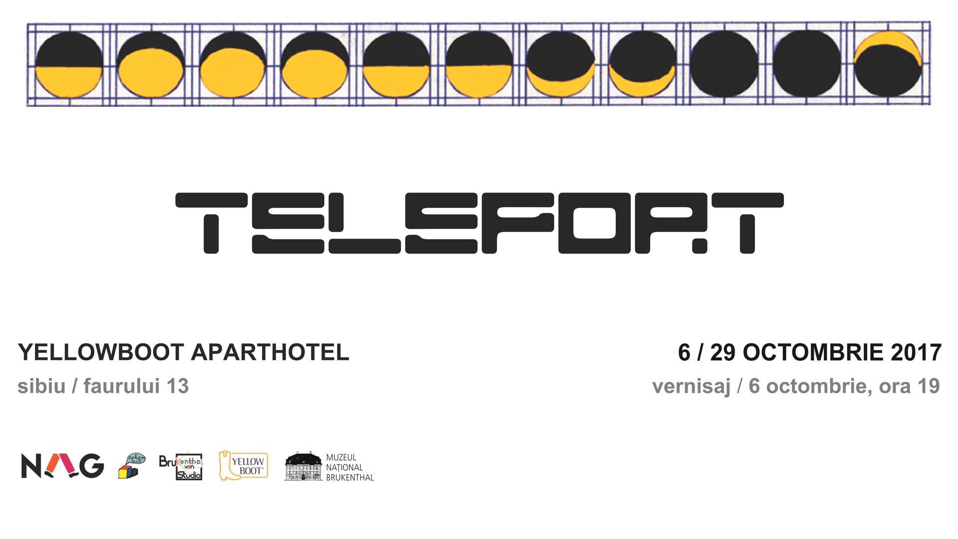 Expoziție Teleport