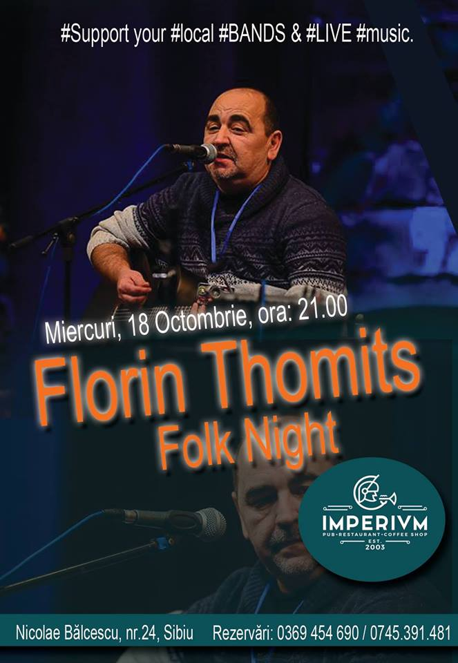 Folk Night - Florin Thomits