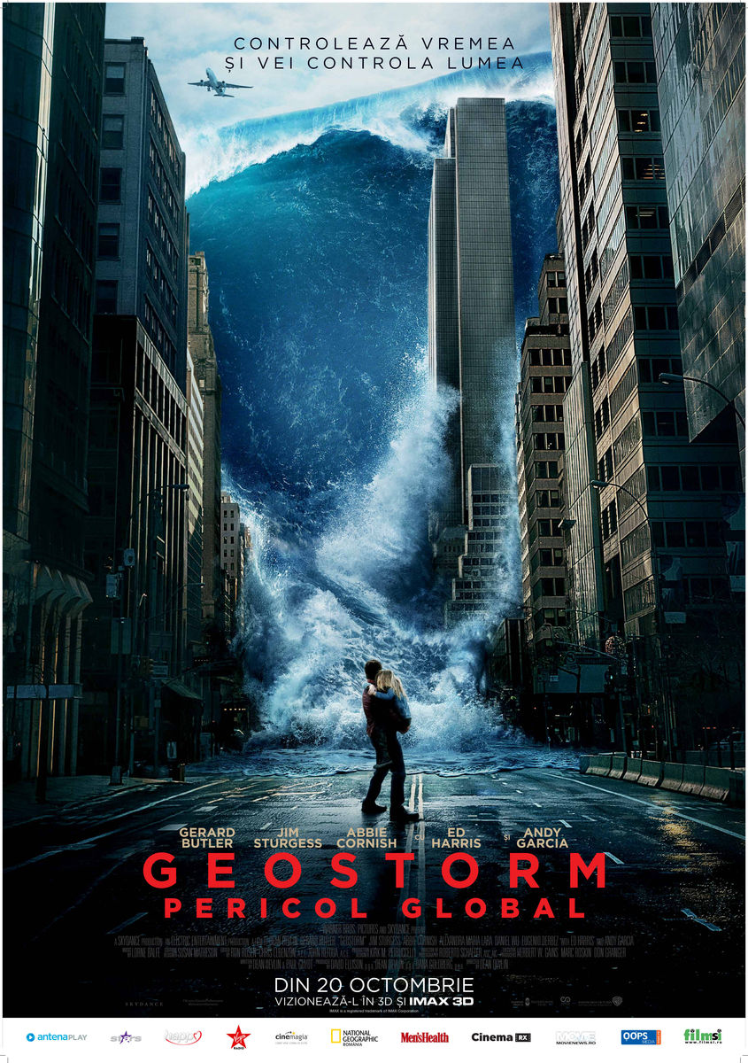 Geostorm: Pericol global – 3D