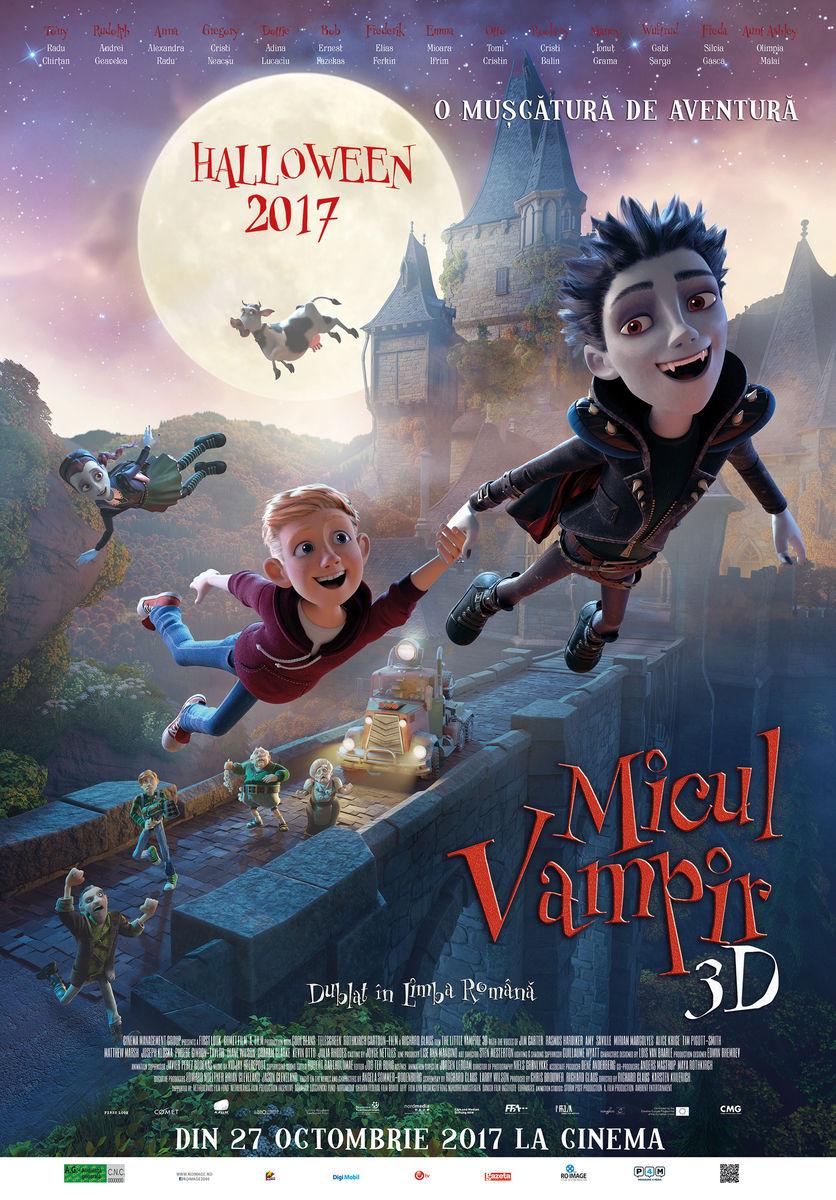 Micul Vampir – 3D Dublat / The Little Vampire (Premieră)
