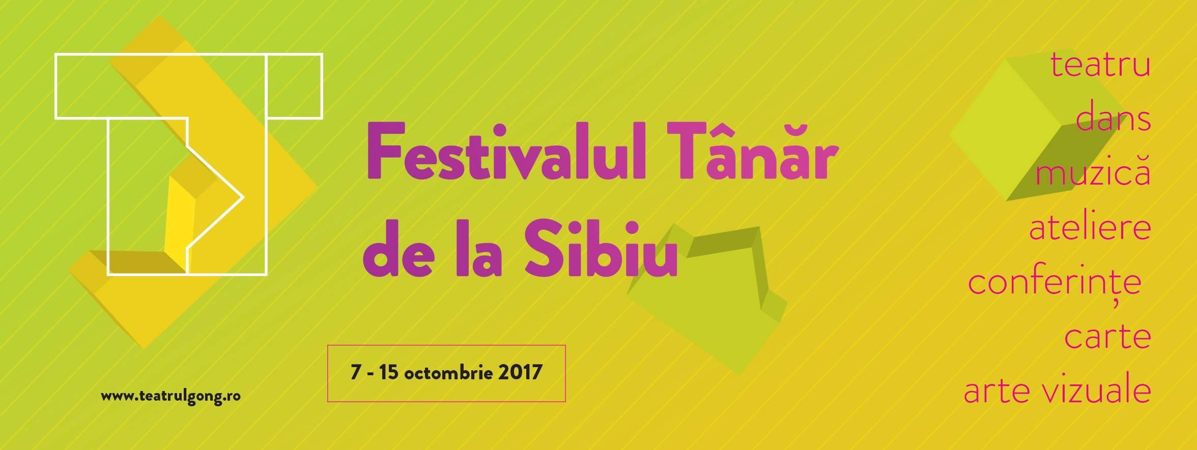 FESTIVALUL TÂNĂR DE LA SIBIU - 2017