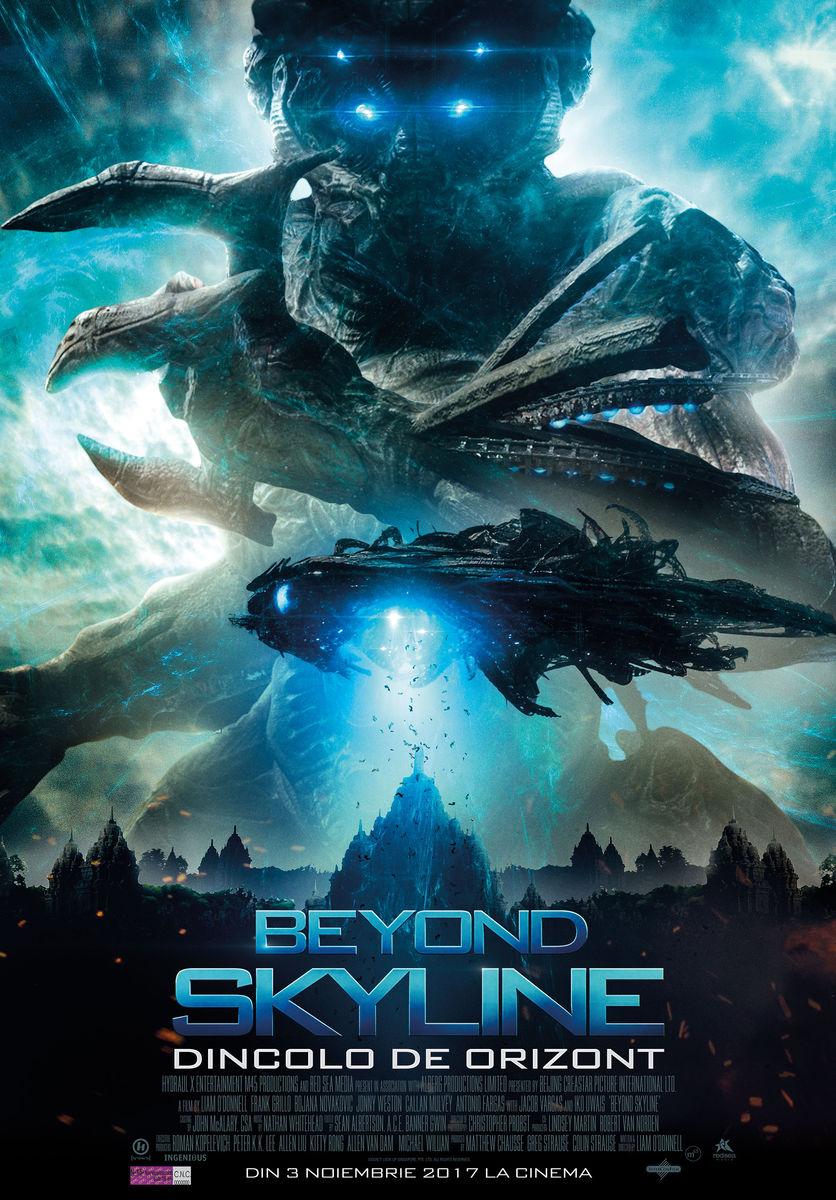 Dincolo de orizont / Beyond Skyline (Premieră)