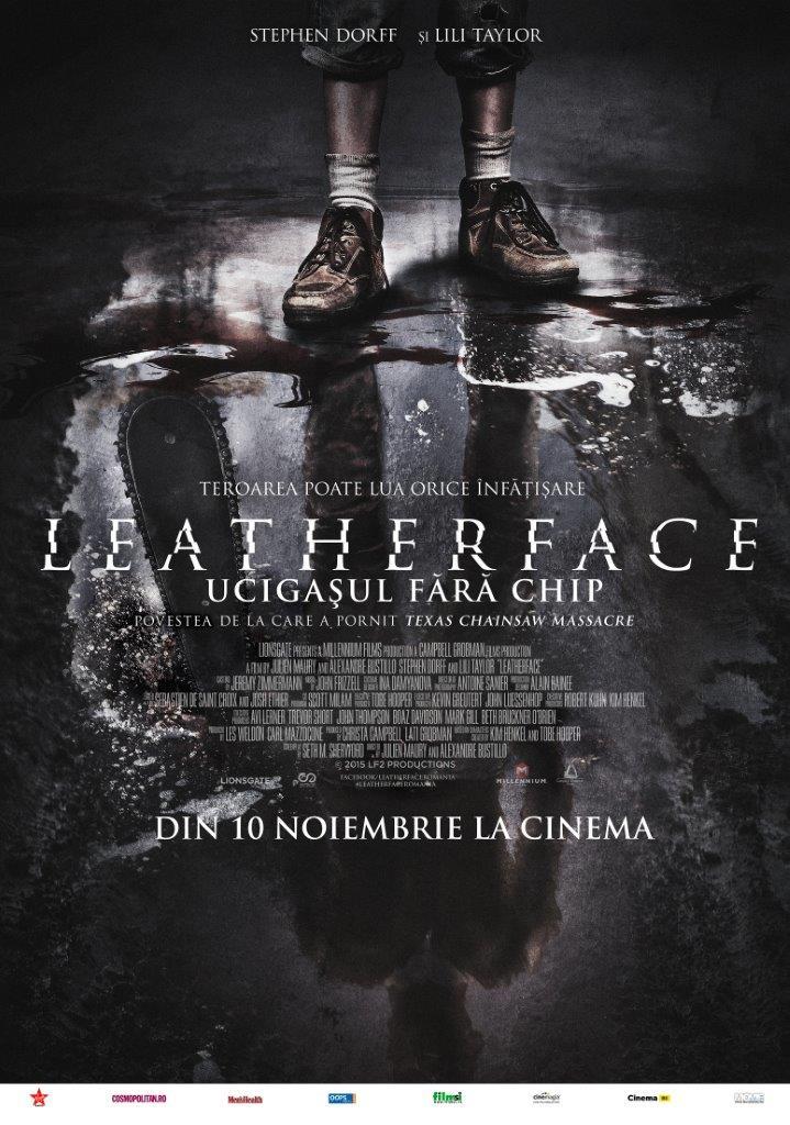 Leatherface: Ucigaşul fără chip / Leatherface (Premieră)
