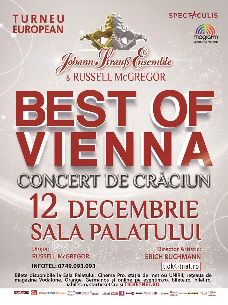BEST OF VIENNA - 13 decembrie Sibiu