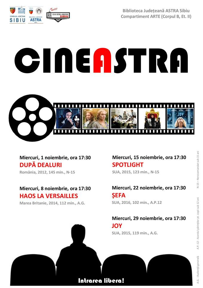 CINEASTRA - Sefa
