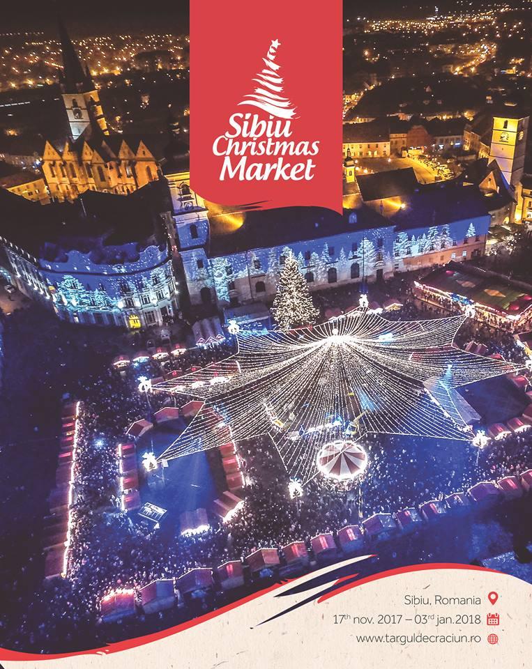 Târgului de Crăciun din Sibiu 2017