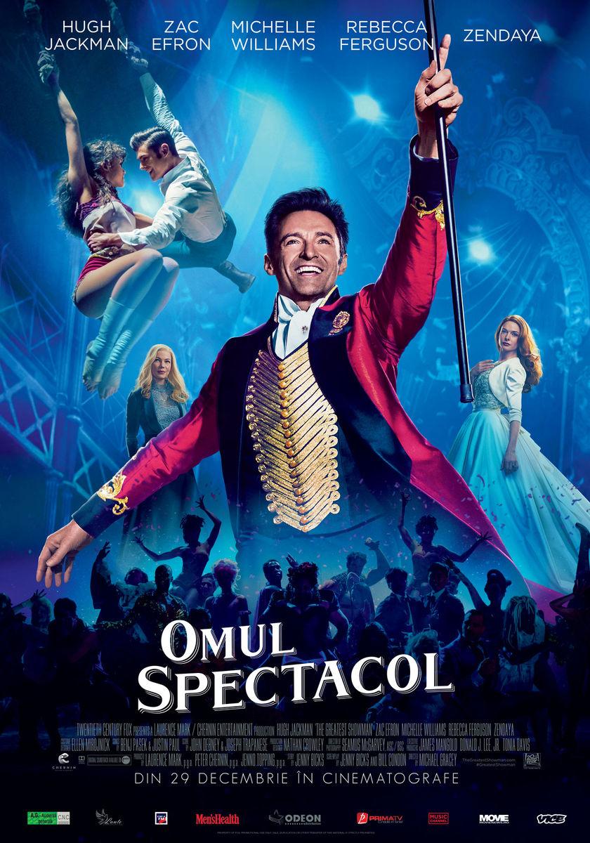 Omul spectacol / The Greatest Showman (Premieră)