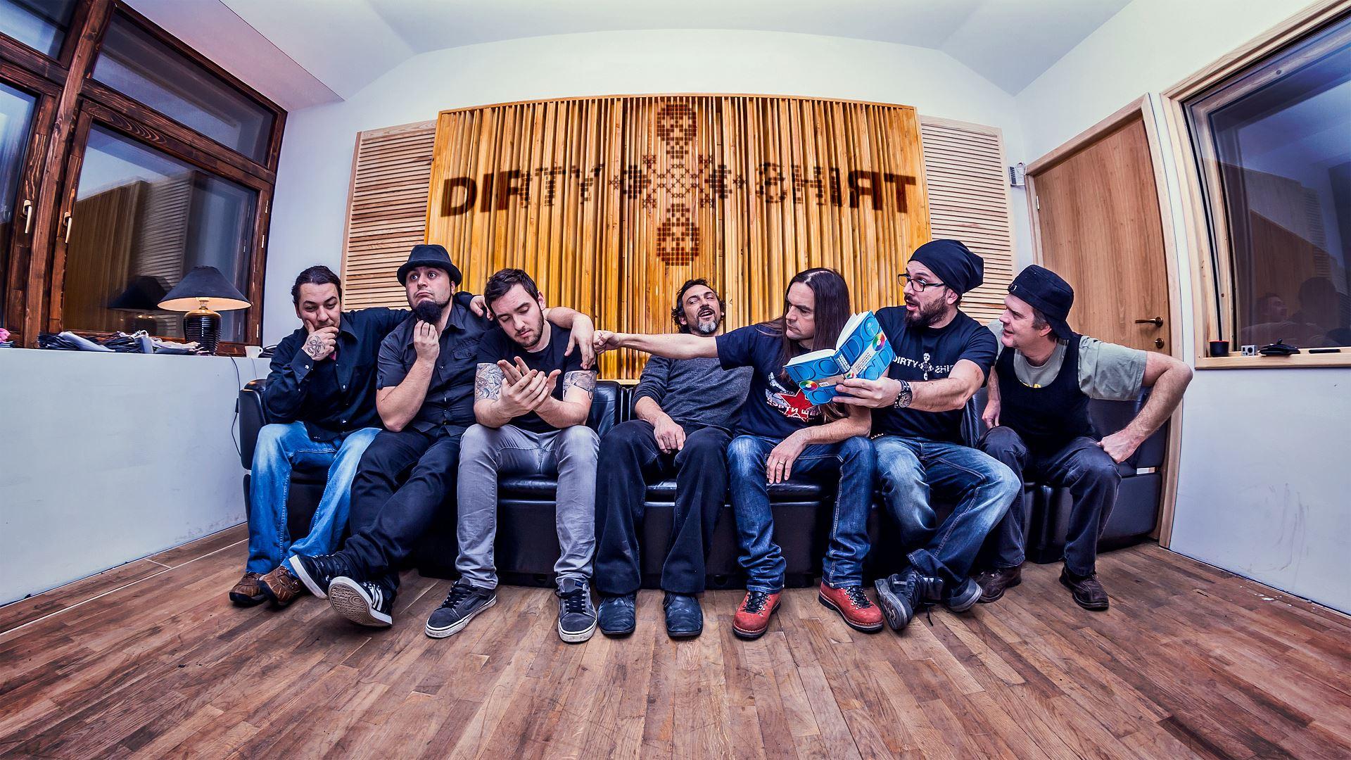 Concert Dirty Shirt / Oldies Pub, Sibiu