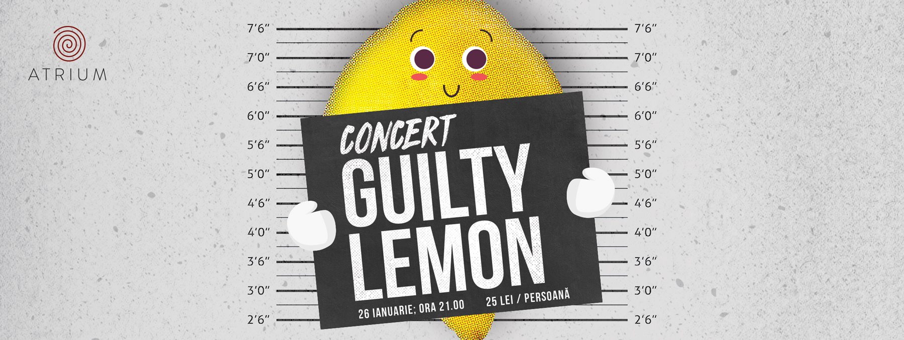 Concert: Guilty Lemon