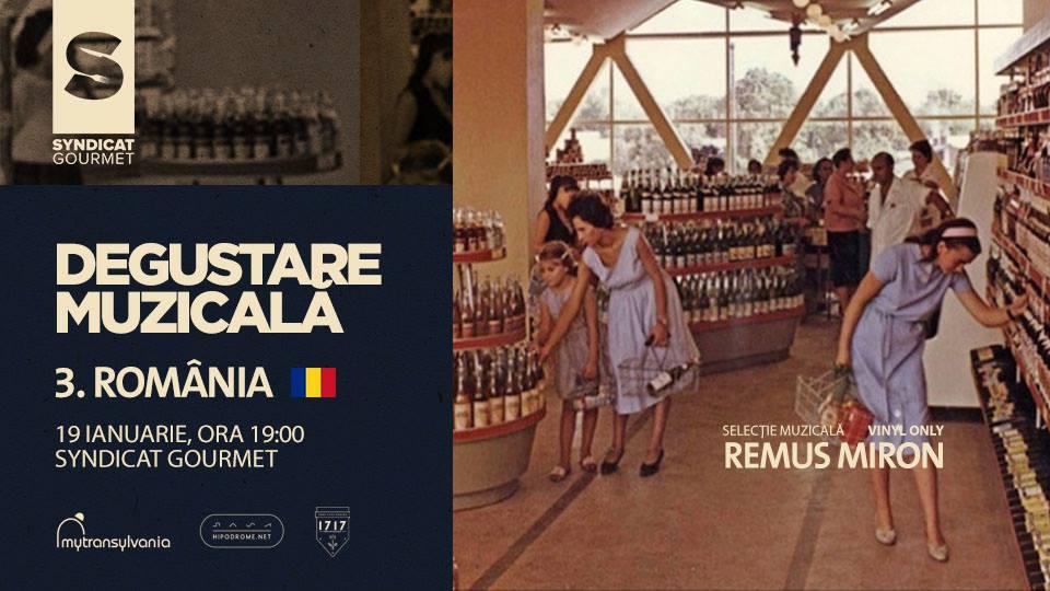 Degustare Muzicală #3: România
