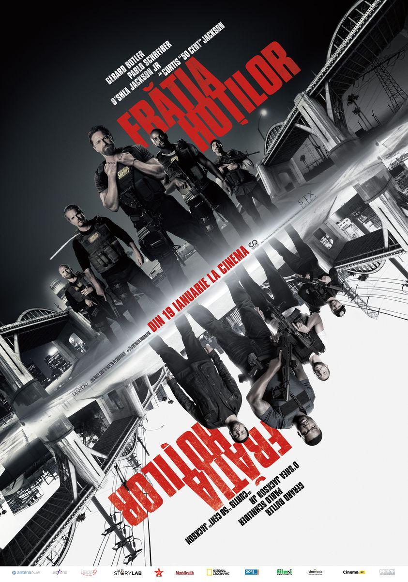 Frăţia hoţilor / Den of Thieves (Premieră)