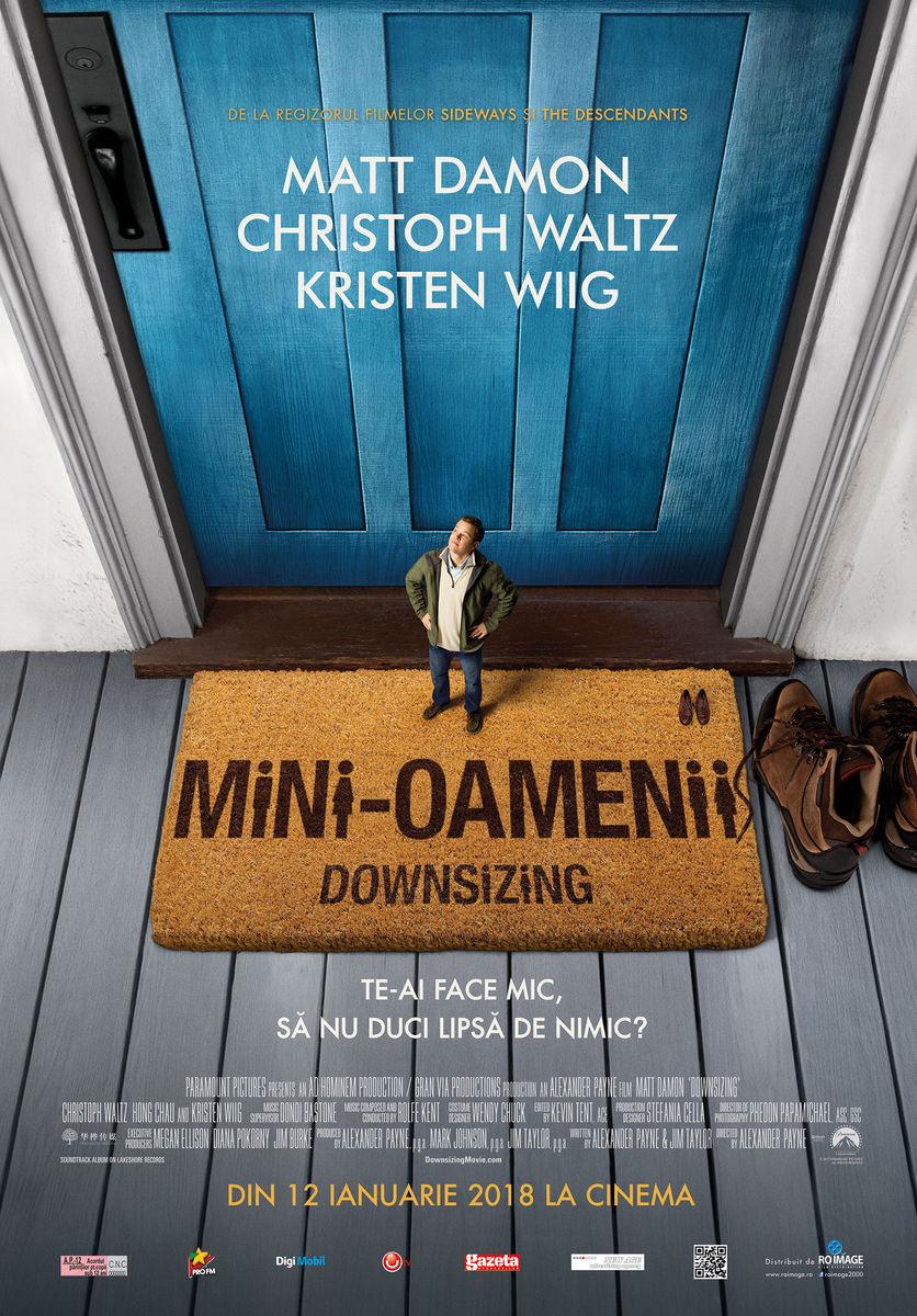 Downsizing: Mini-oamenii (Premieră)
