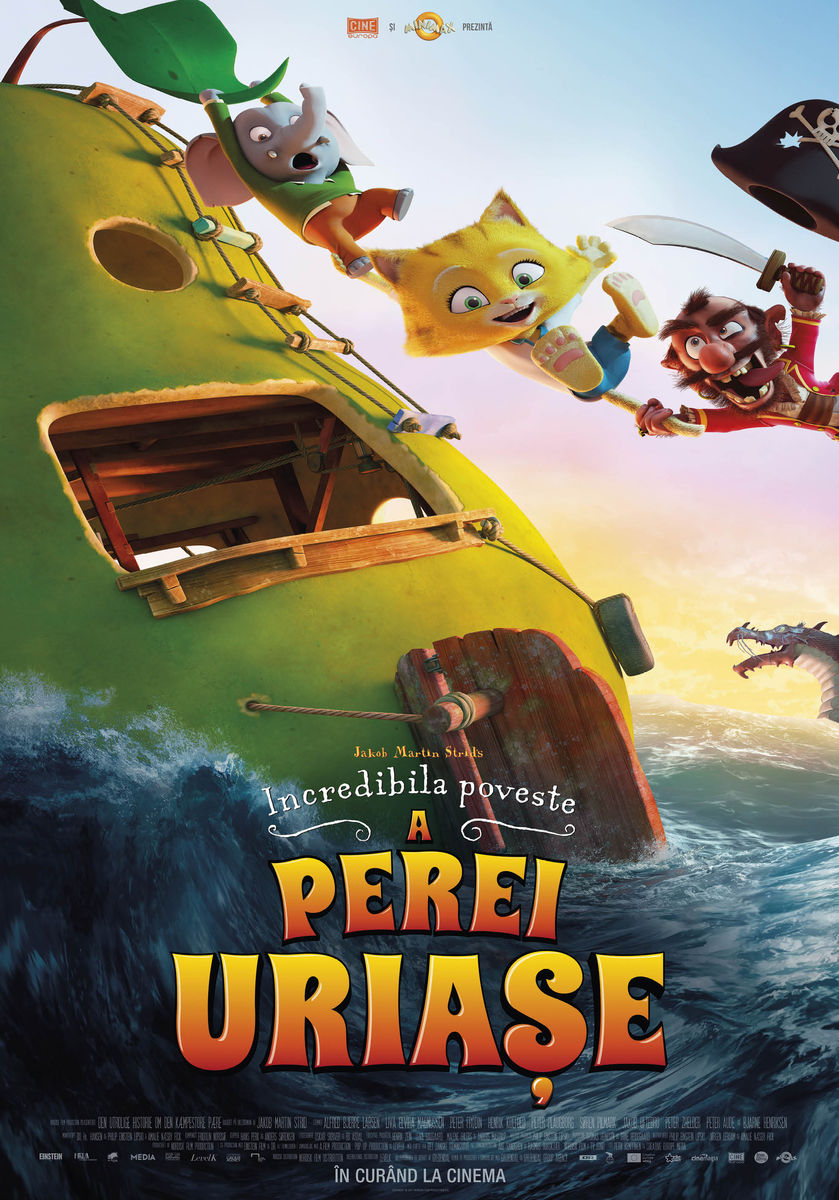 Incredibila poveste a Perei uriaşe – 2D Dublat / The Incredible Story of the Giant Pear (Premieră) (AG – Audienţă Generală)