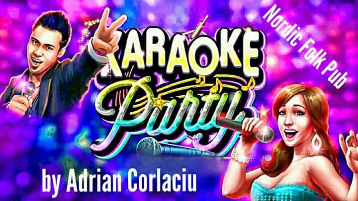Karaoke PARTY by Adrian Corlaciu