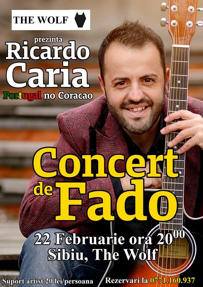 Portugal no Coracao - Sibiu, 22 Februarie
