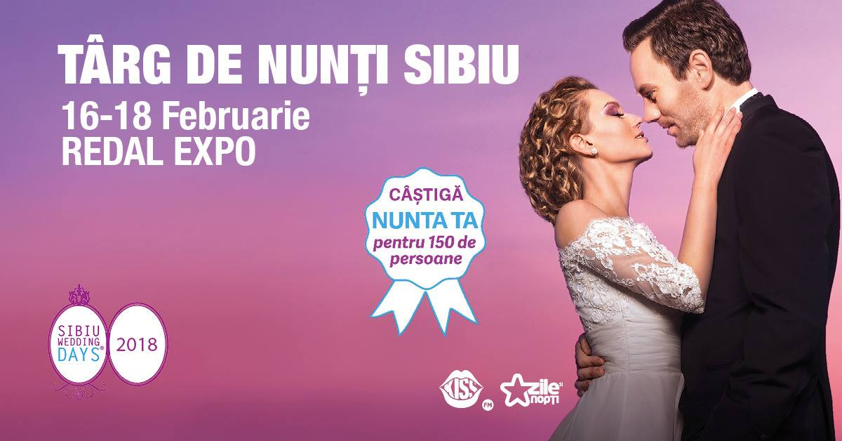 Sibiu Wedding Days - 16-18 Feb 2018