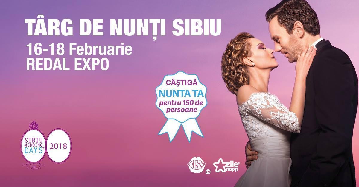 Sibiu Wedding Days - 16-18 Feb 2018