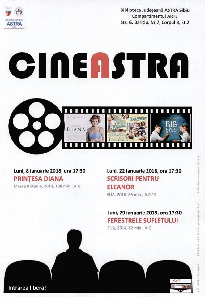 CINEASTRA - Printesa Diana