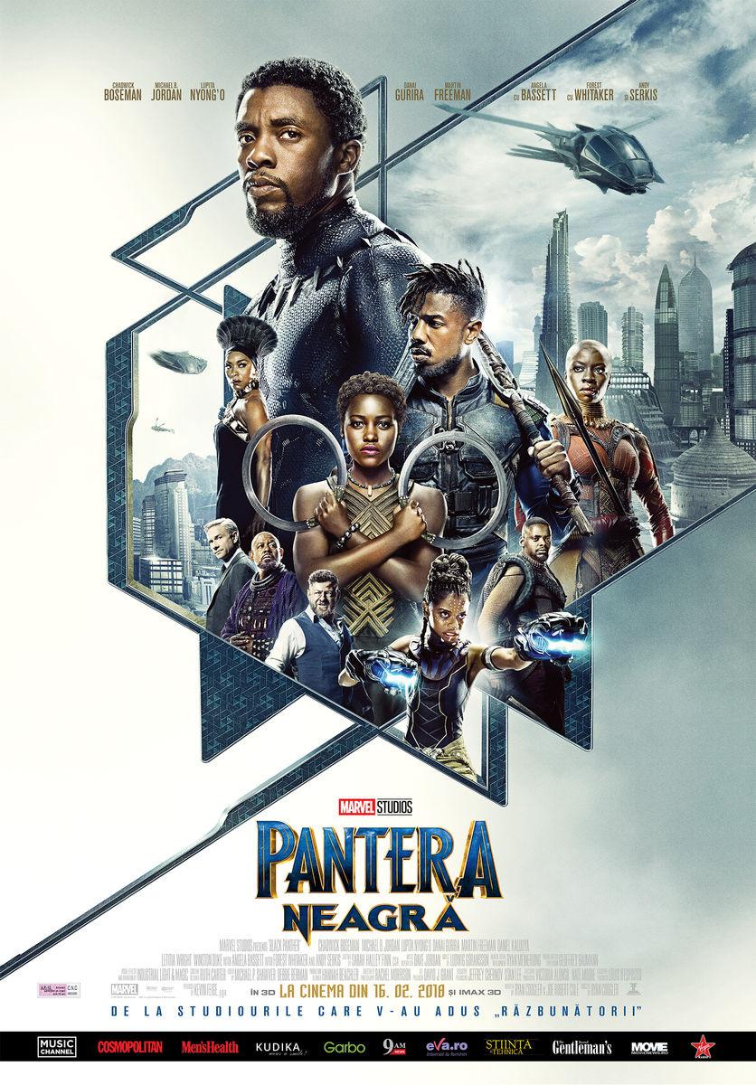 Pantera Neagră – 3D / Black Panther - 3D (Premieră)