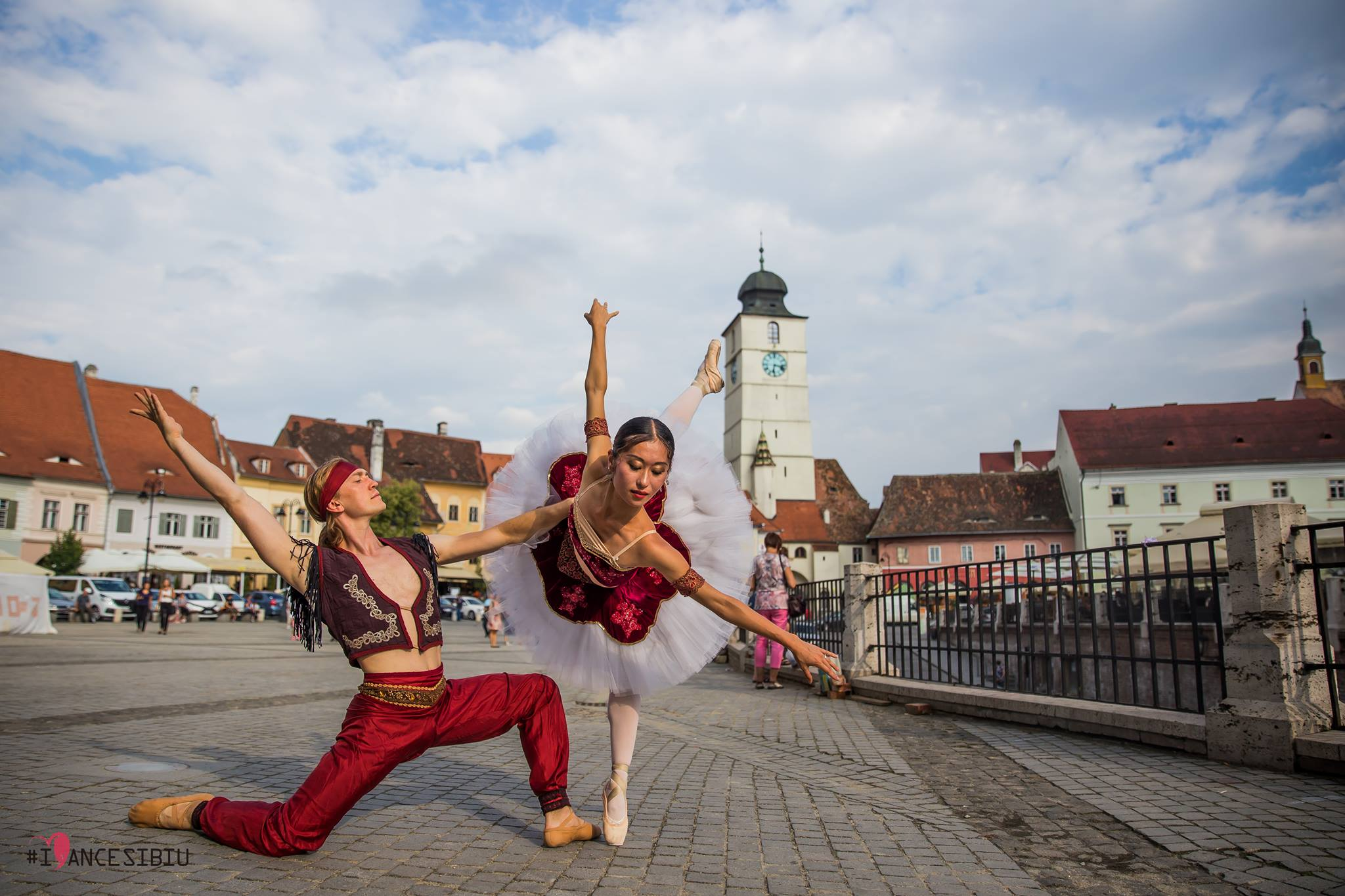 Gala internaţionalǎ de balet/International Ballet Gala
