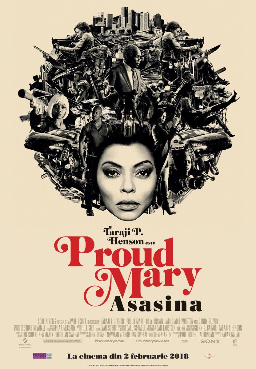 Proud Mary: Asasina (Premieră)