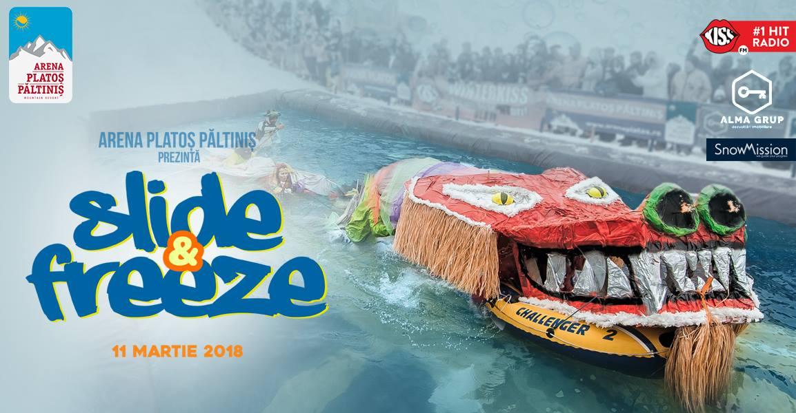 Slide & Freeze 2018