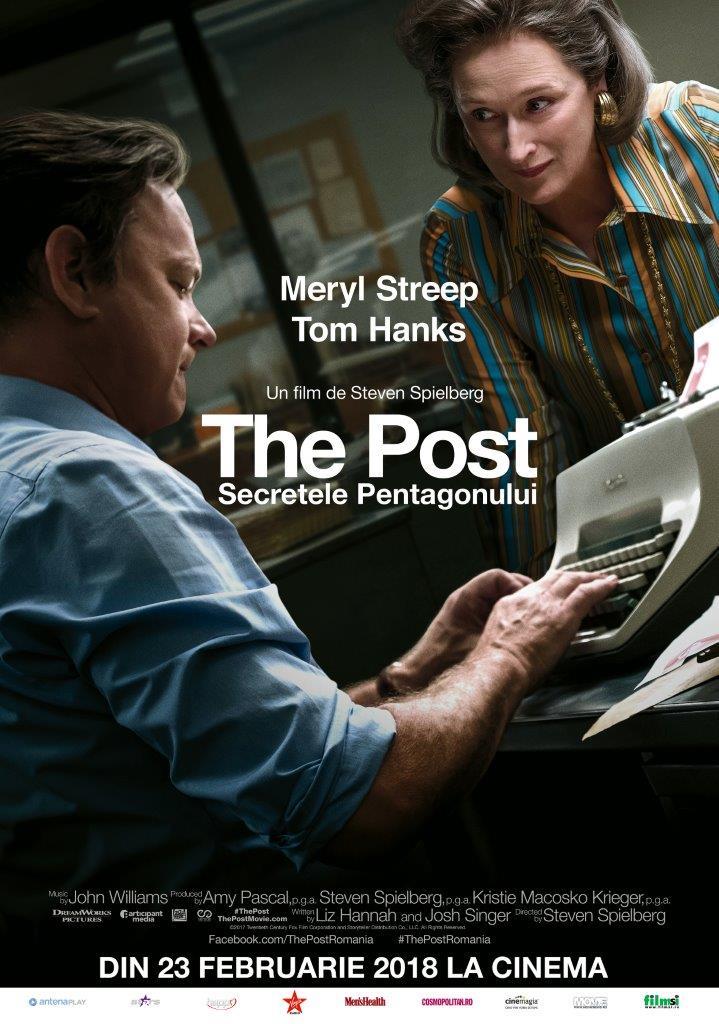 The Post: Secretele Pentagonului (Premieră)