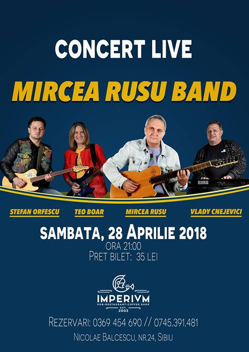 Mircea Rusu Band