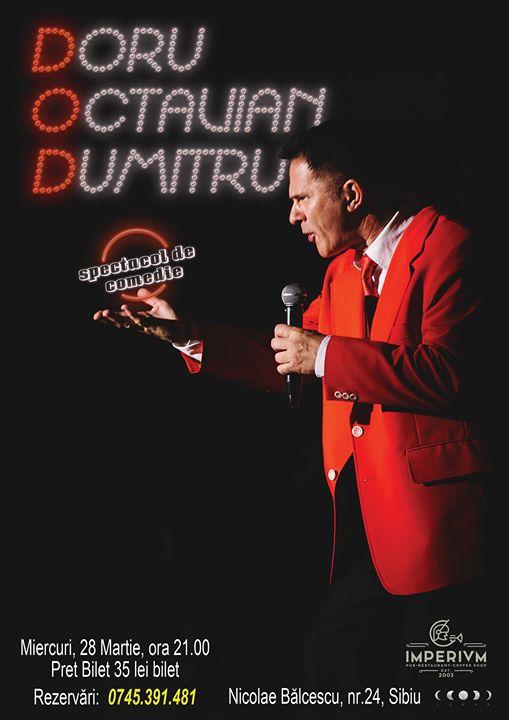 Show Doru Octavian Dumitru