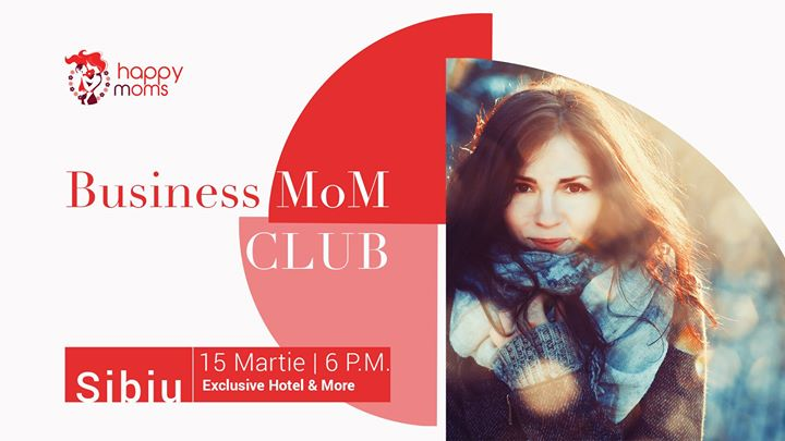 Intalnire Business MoM Club Sibiu