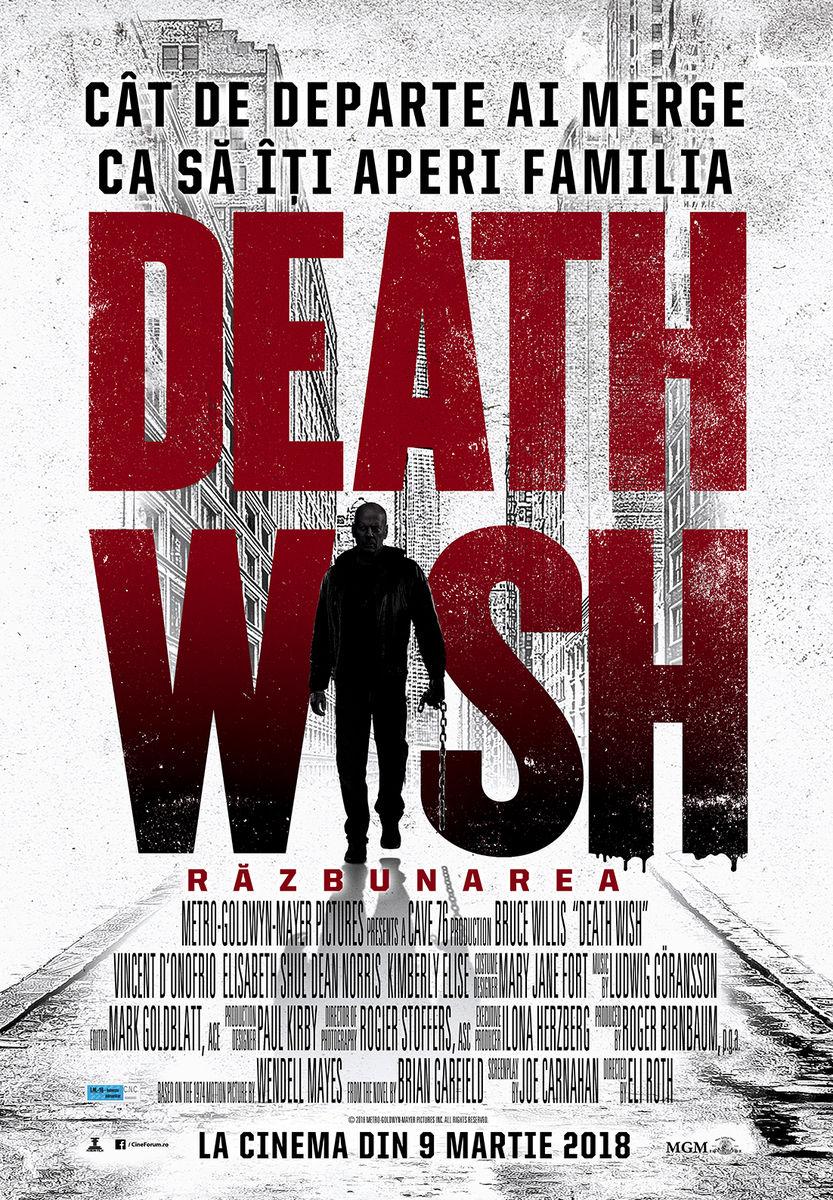 Death Wish: Răzbunarea (Premieră)