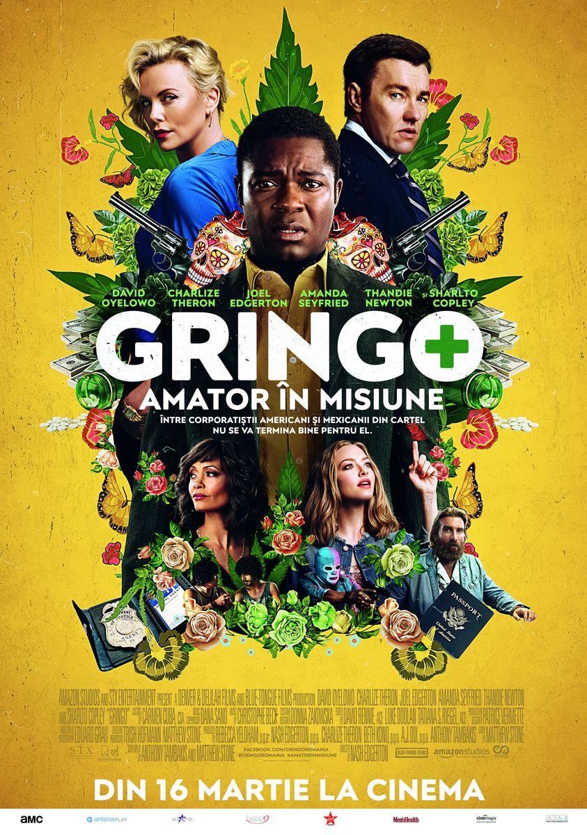 Gringo: Amator în misiune (Premieră)