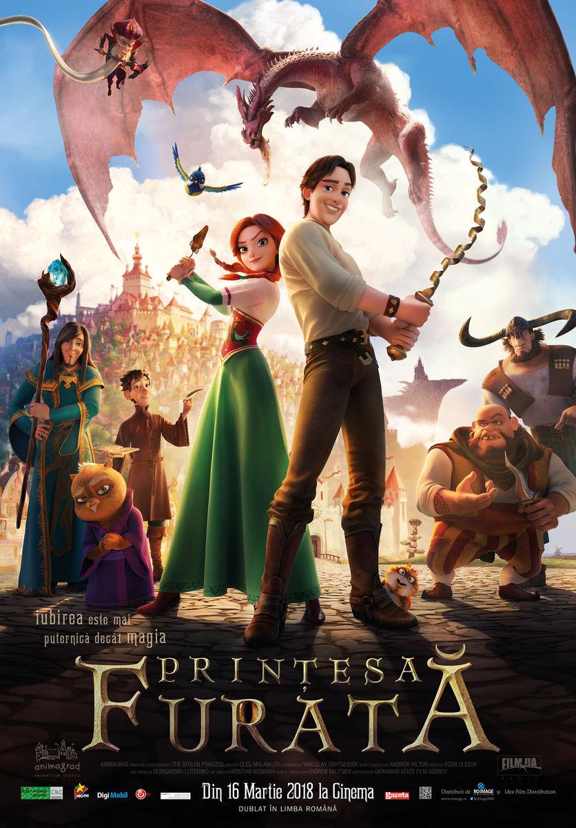 Prinţesa furată – 2D Dublat / The Stolen Princess