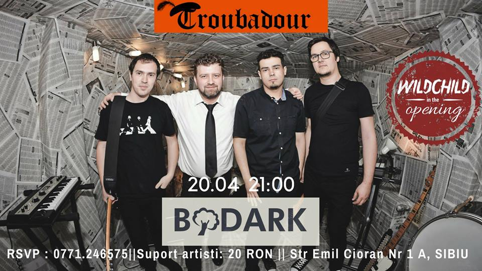 Bodark & WildChild | Troubadour Club