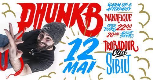 Concert Phunk B ∞ 12 Mai ∞ Sibiu ∞ Trobadour Club