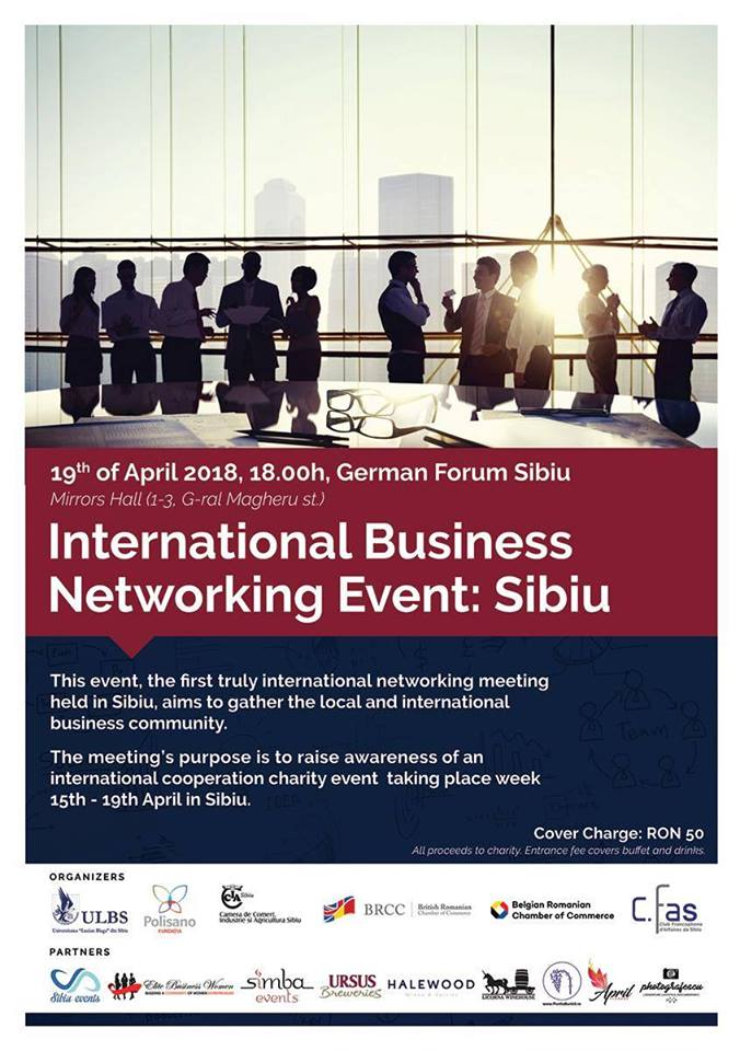 International Business Networking event Sibiu