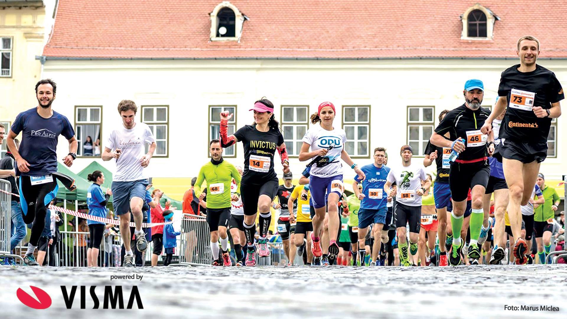 Maratonul Internațional Sibiu 2018