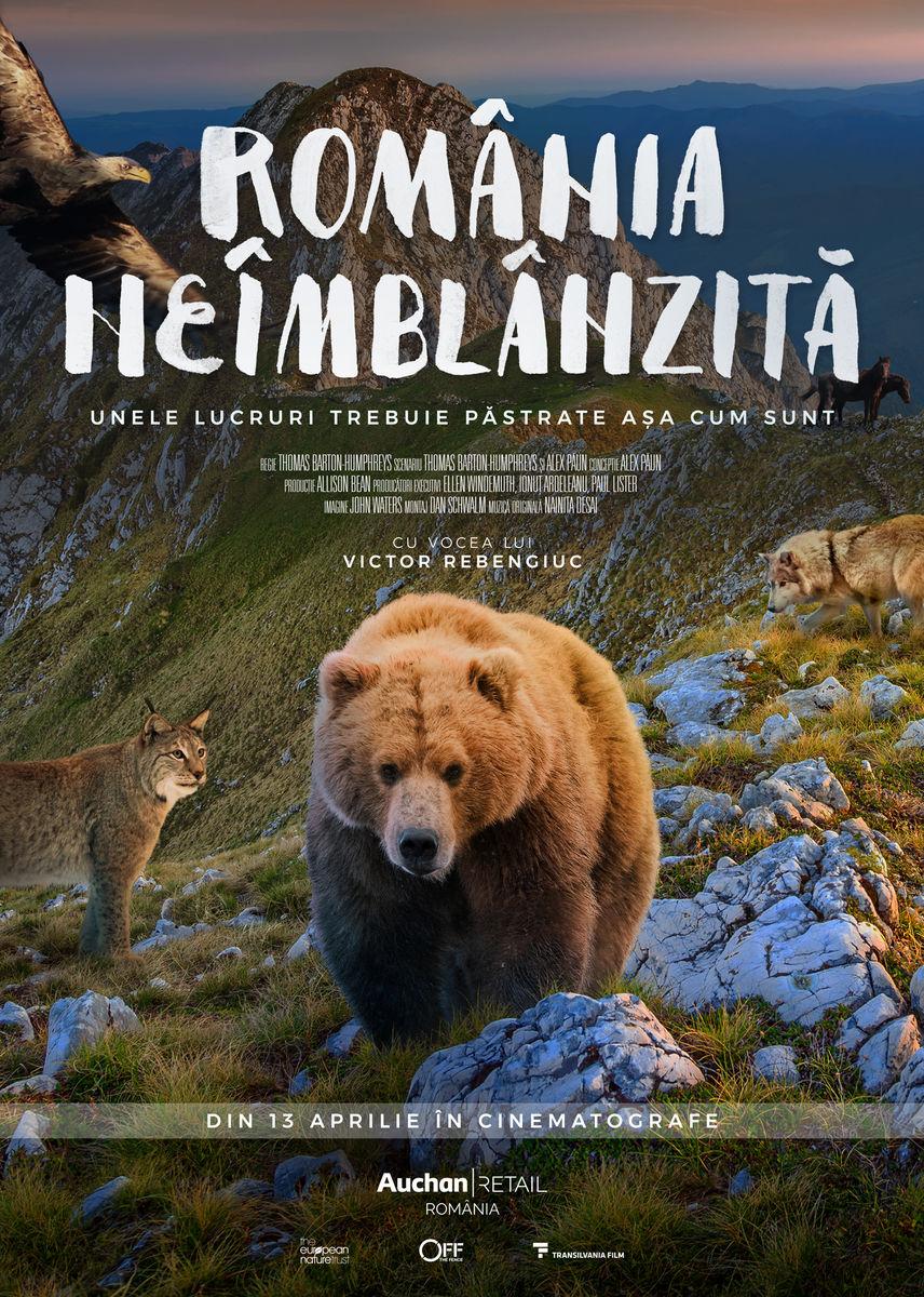 România neîmblânzită (Premieră)