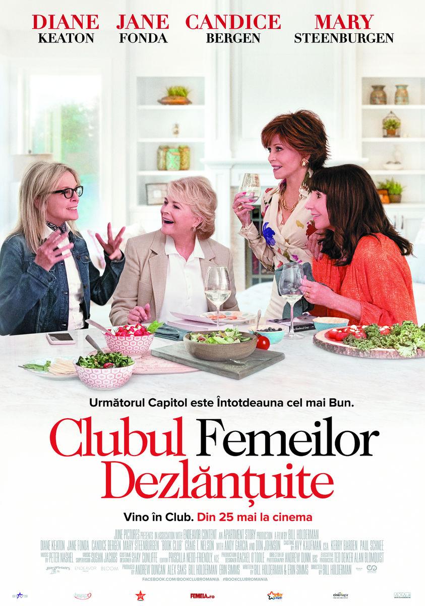 Clubul femeilor dezlănţuite / Book Club (Premieră)