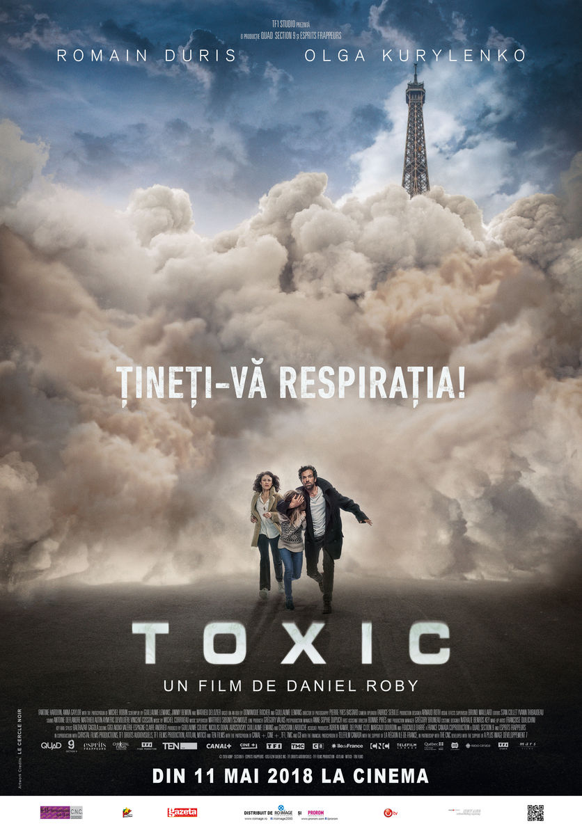 Toxic / Dans la brume / Just a Breath Away (Premieră)