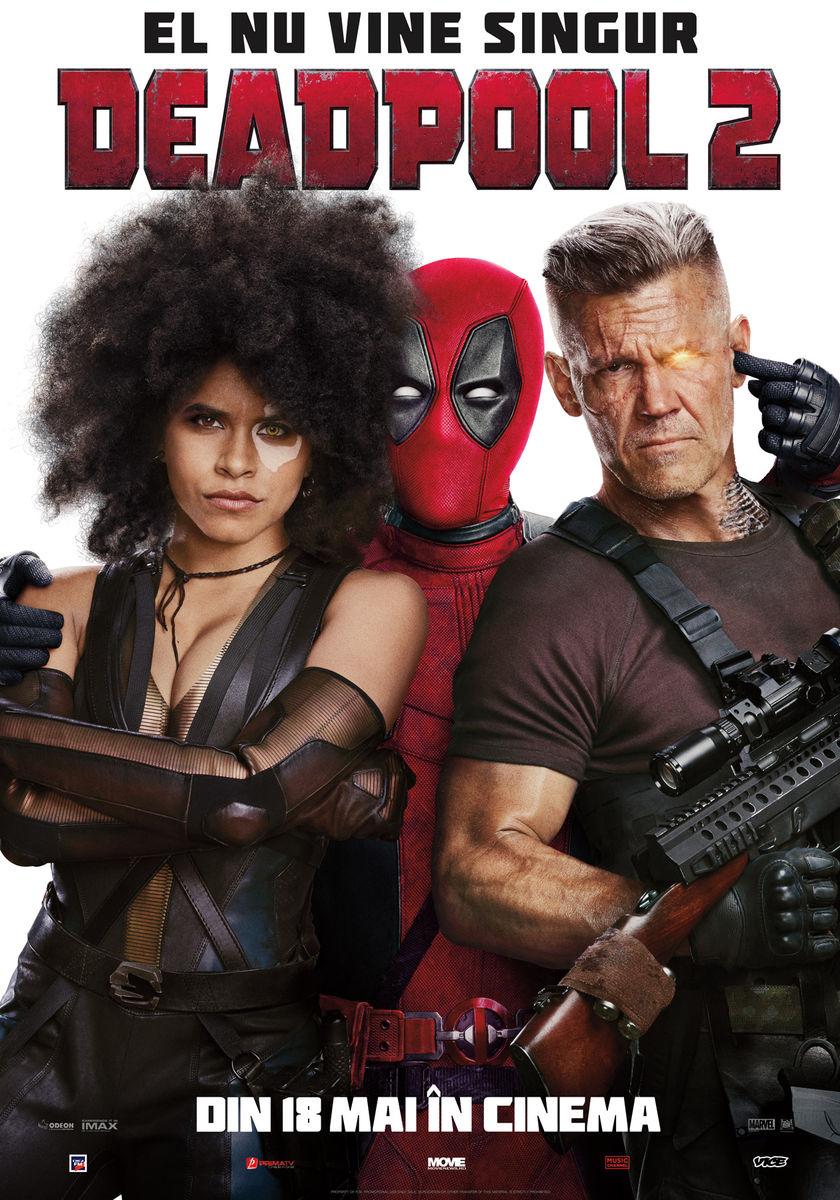 Deadpool 2 (Premieră)