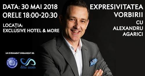 Expresivitatea vorbirii cu Alexandru Agarici