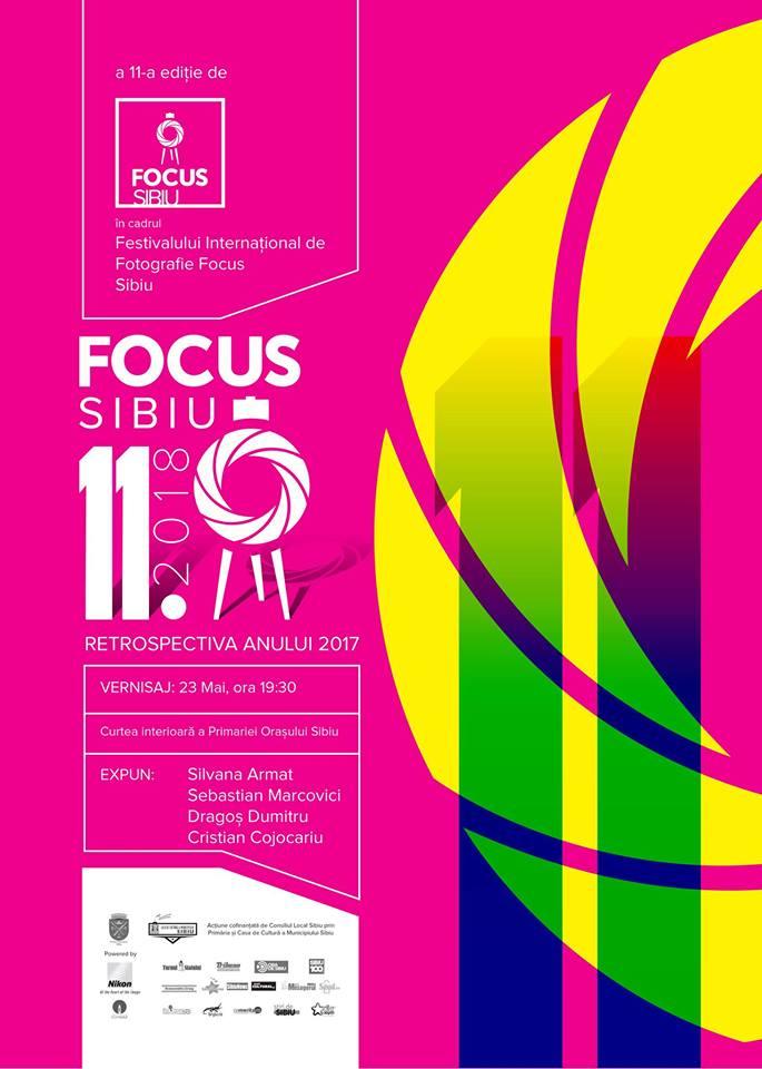 A 11-a ediție Focus Sibiu