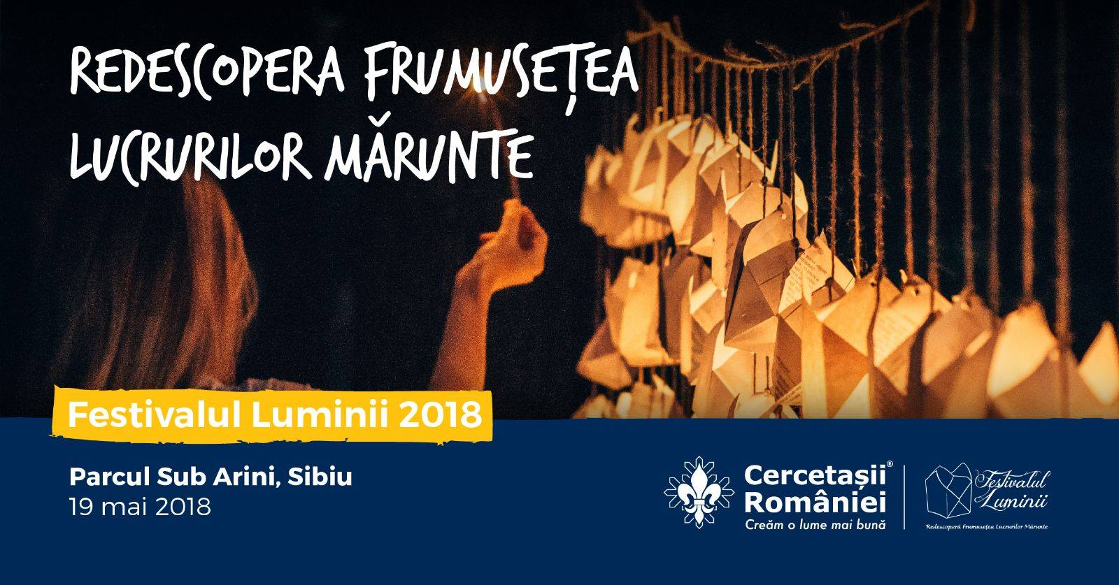 Festivalul Luminii - Sibiu