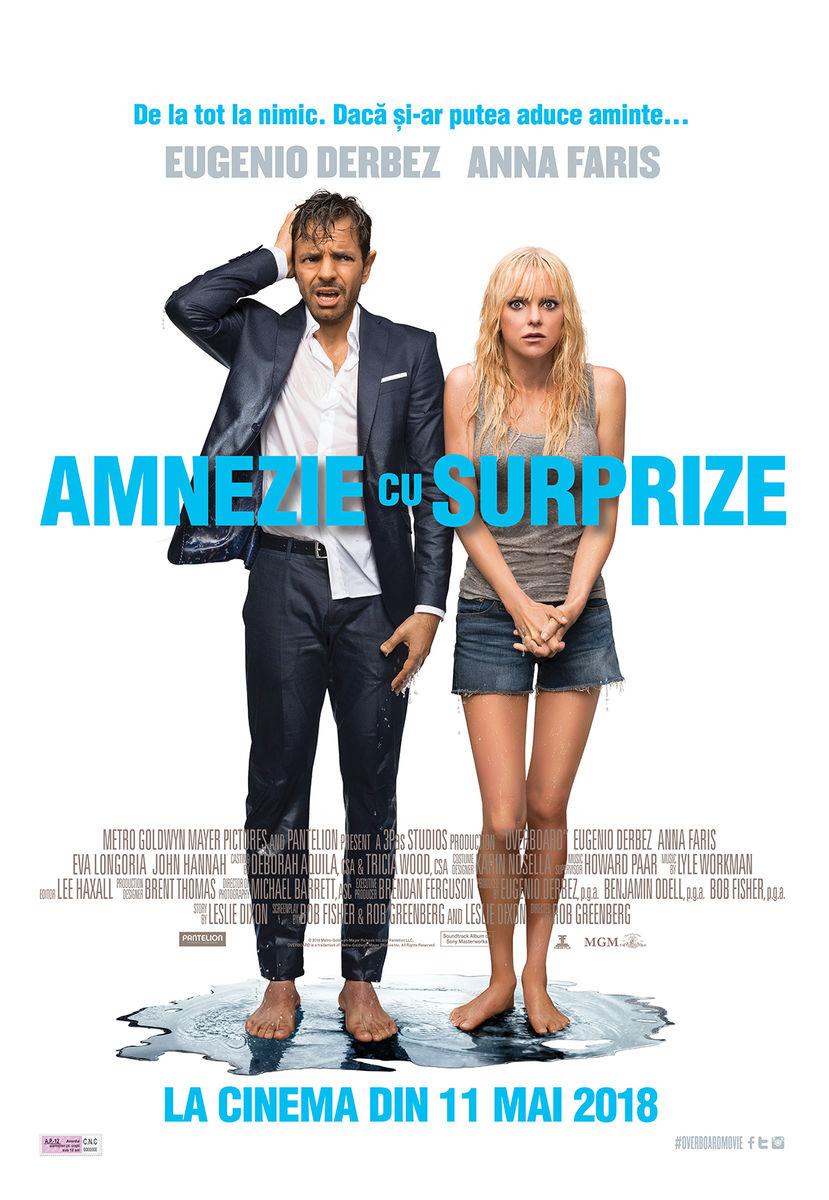 Amnezie cu surprize / Overboard (Premieră)