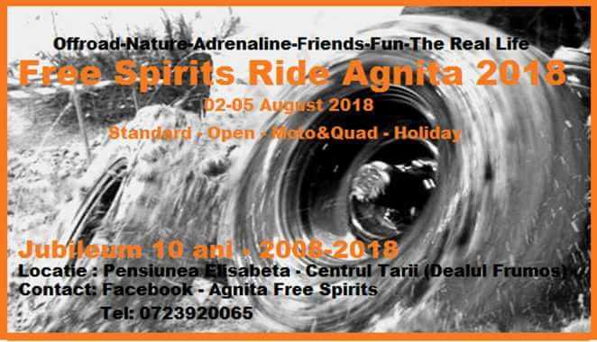 Free Spirits Ride - Agnita 2018