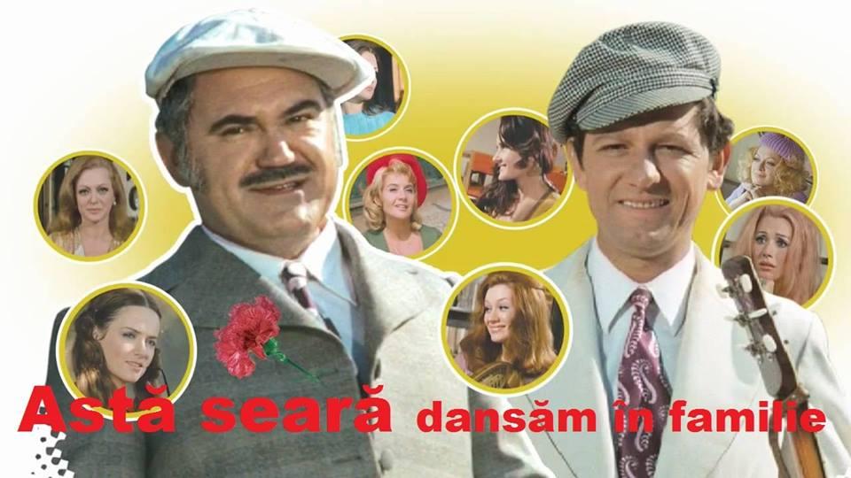 Vizionare film: ASTĂ SEARĂ DANSĂM ÎN FAMILIE