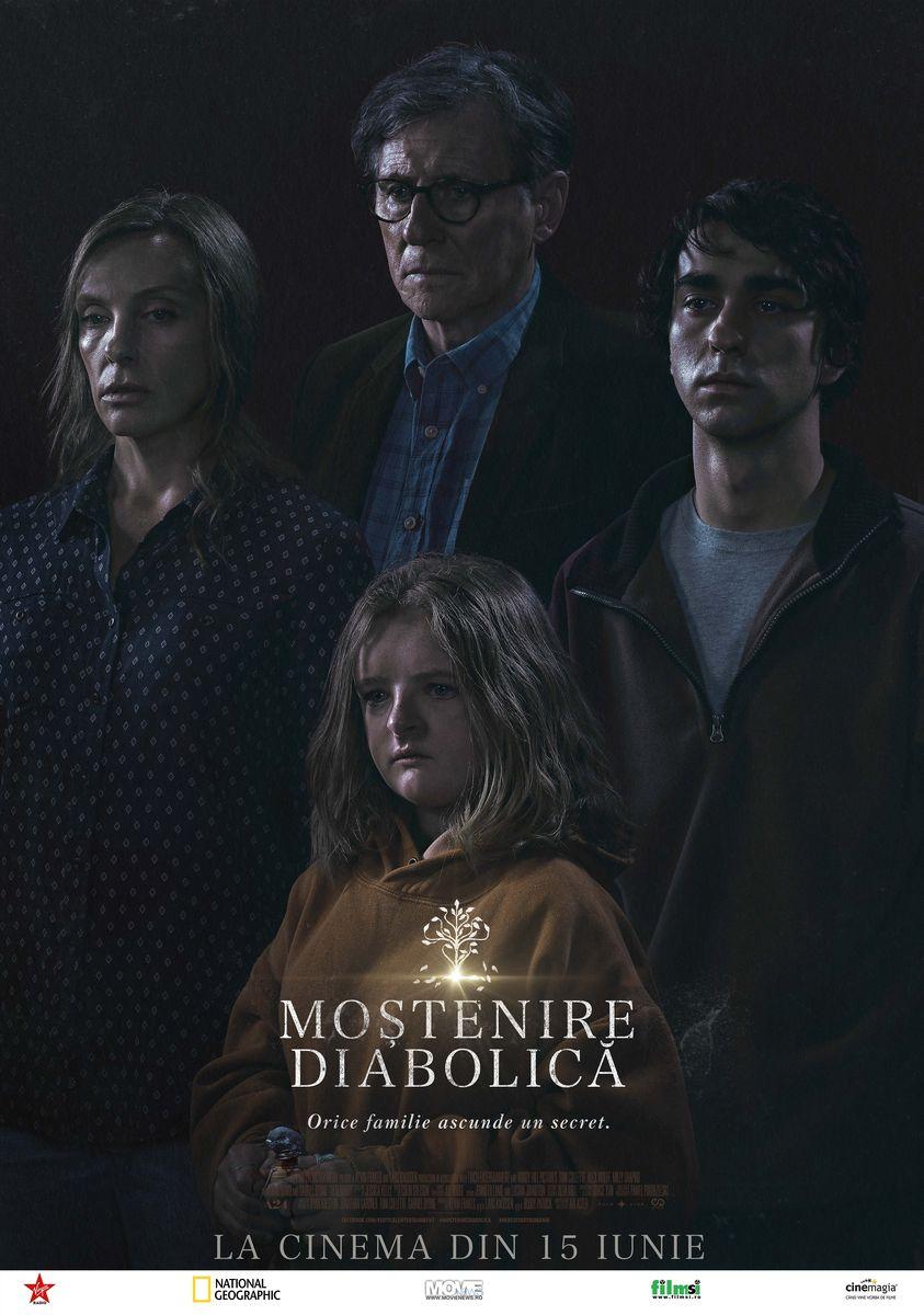 Moştenire diabolică / Hereditary (Premieră)
